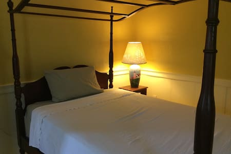 Room older home Bristol - Bristol - Bed & Breakfast