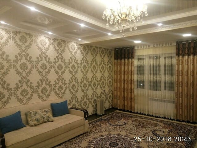 Апартаменты карона сити
