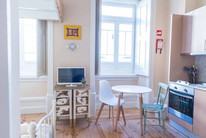 FeelCoimbra Castelo Boutique Apartment 106