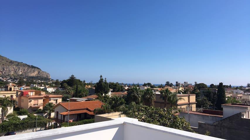 Villa Erina luxury Apartment Mondello