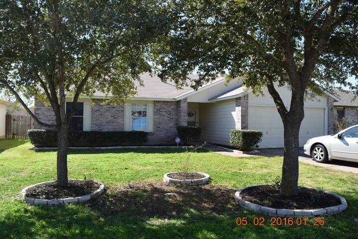 Ranch 3 bedroom, office, 2 bath - Austin - Casa