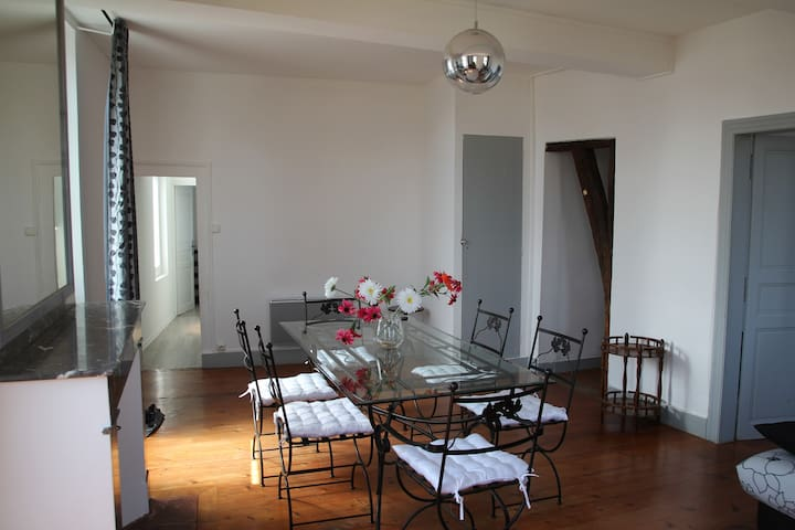 Appartement gîte Lombez Gers France