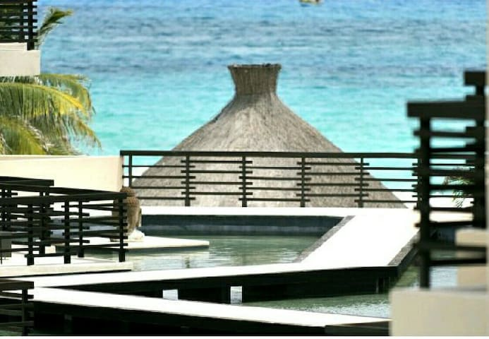 Loft en Aldea Thai Luxury Condo - Playa del Carmen - Appartement