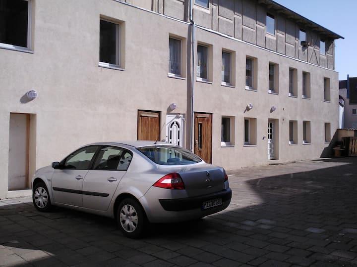 Triple room-Basic-Shared facilities