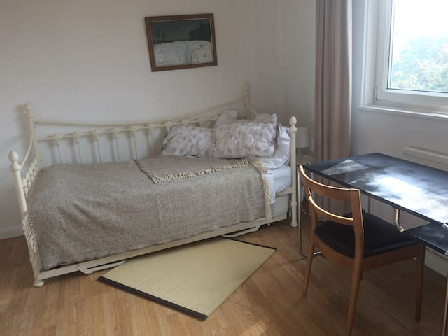 Single room in Limehouse flat