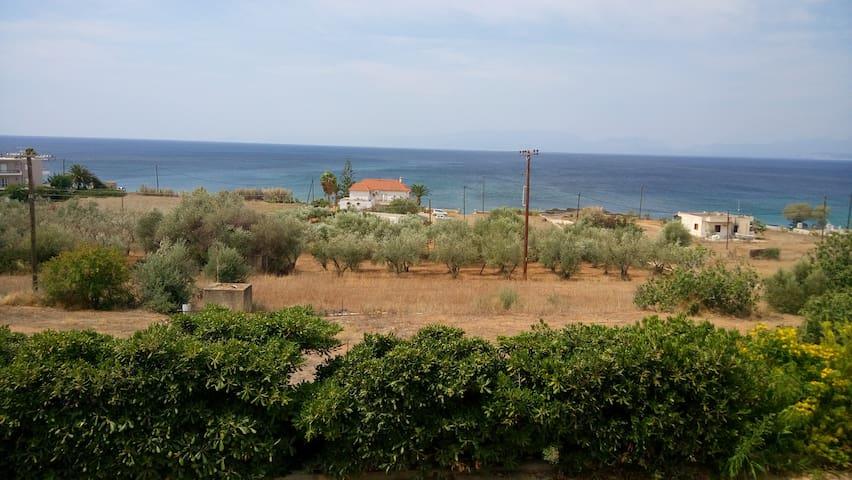 Ευρύχωρο με θέα θαλασσα - Agios Dimitrios - Talo