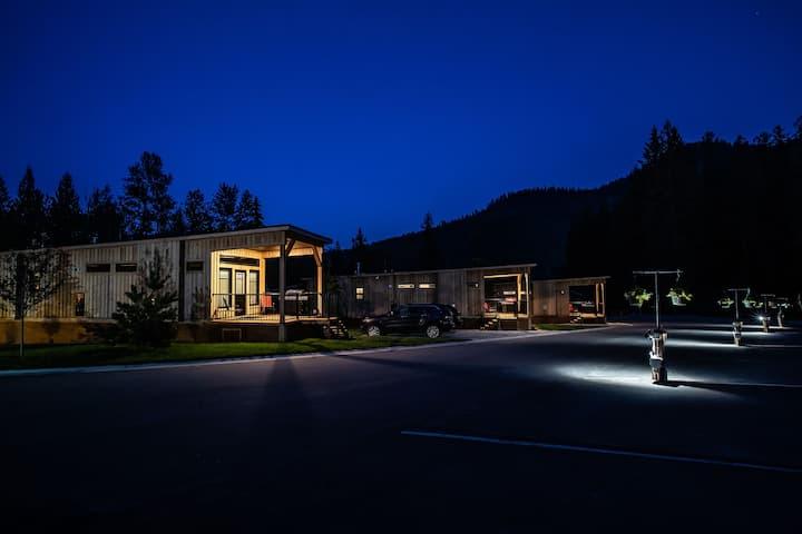 Premium Cabin #1 at Boulder Mountain Resort