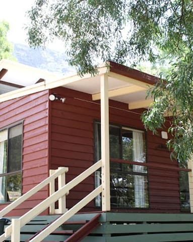 Cosy 2 Bed Cottage 1.5 km from Town - Halls Gap - Huis