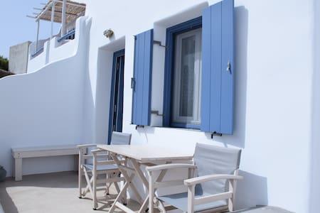 Serifos Seaview Modern House (1) - Serifos - House