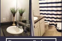 Nautical Downstairs Bathroom