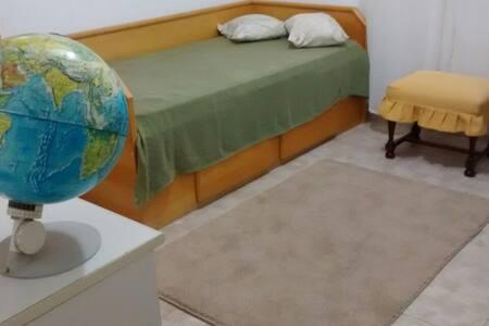 Room near to São Paulo Expo (5 min)