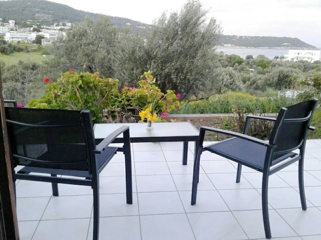Lovely apartment very close to Agia Marina's beach