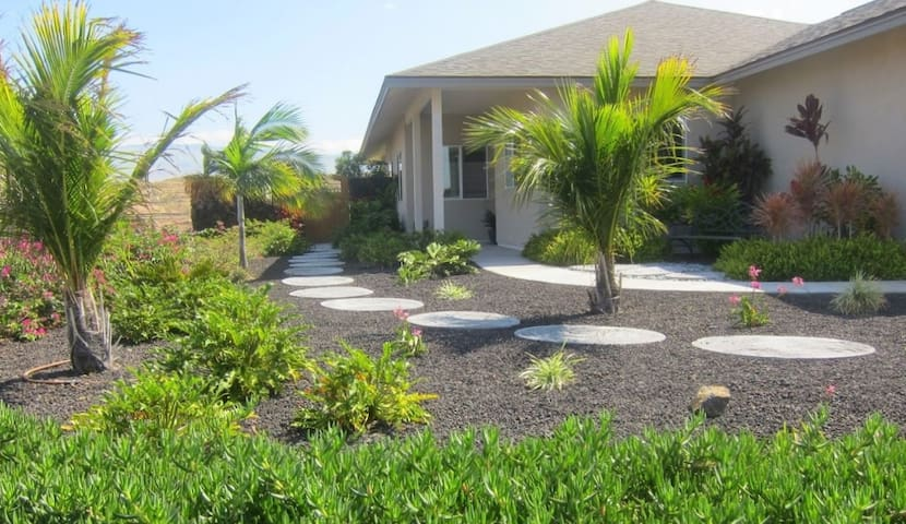 Contemporary Home- Amazing Ocean & Mountain Views - Waikoloa Village - Talo