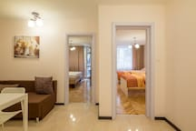 Downtown Sofia apartment, 50m. to Vitosha Blvrd.