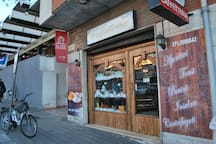 Bar La Caffetteria dove si può fare una gustosa colazione.