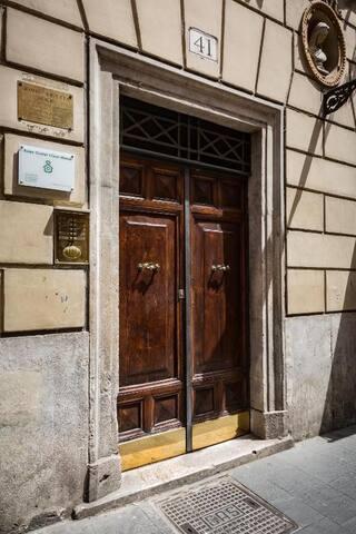 Roma Center Relais-Camera 2 standard economy