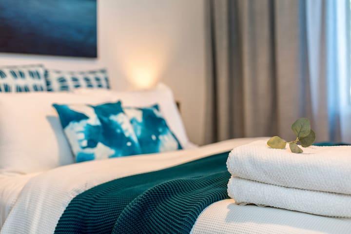 ★Twin apartments in shopping & restaurant precinct