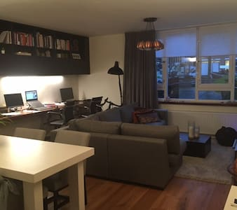 Renovated appartment at the water (City Center) - Amsterdam