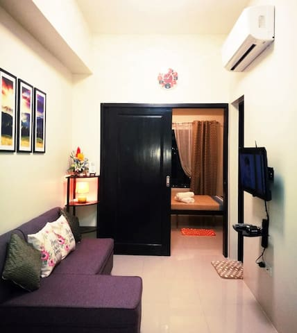 A 1 Bedroom good for 4 condo at the heart of Cebu