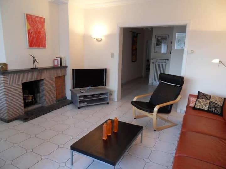 Appartement 2 chambres spacieux pour 4 personnes