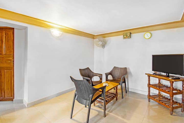 Comfortable 1 BHK, near Baga Beach/74173