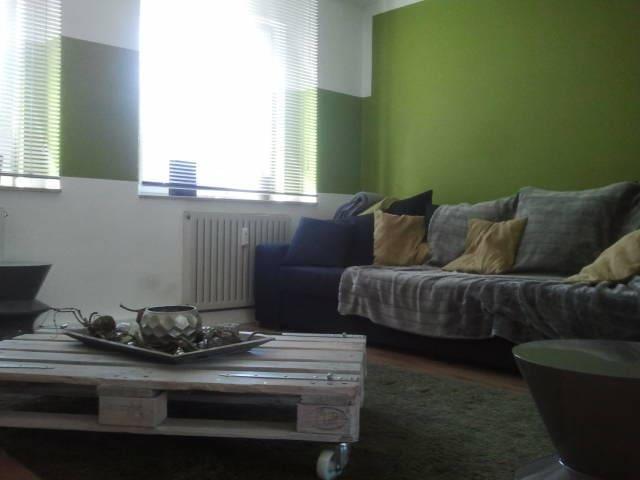 ruhige, gemütliche, 50 qm 2,5 Zimmer in Guter Lage - Hagen - Byt