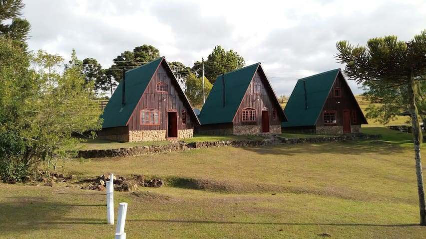 Cabana (08) no Parque das Cascatas