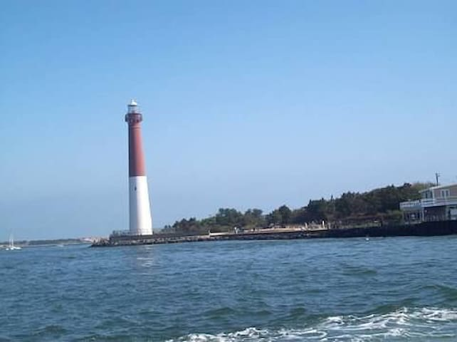 Walk to the top of the iconic Barnegat lighthouse!
