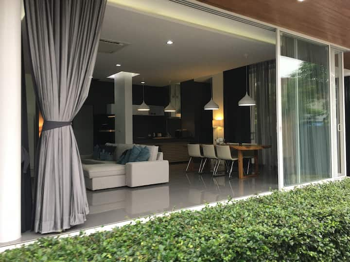 Samui Grand Park Villa -3 kingbedsToucan/SPECIAL