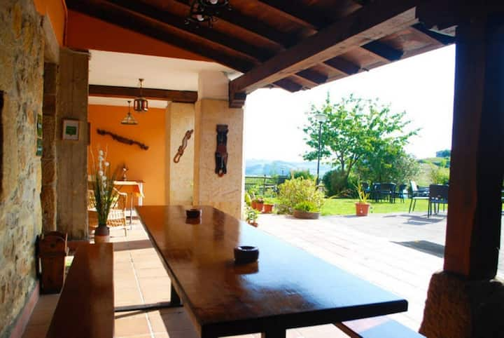 Posada de Ajo Bread and Breakfast Room 4
