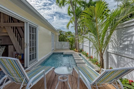 Mango Cottage-  2 bedroom 2 bath with private pool