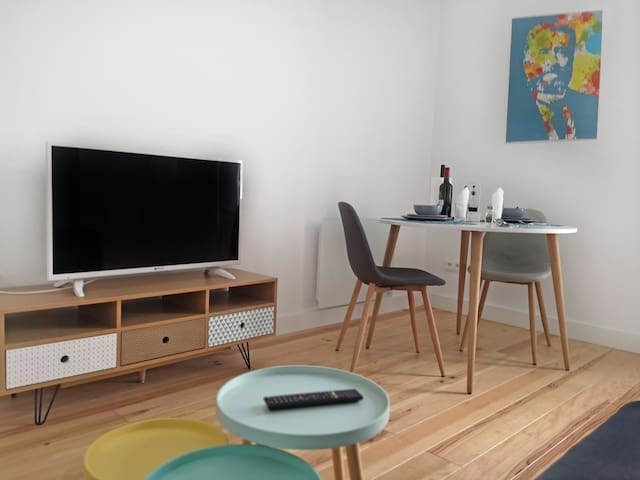 APPARTEMENT DESIGN ★ CALME ★ HYPER CENTRE