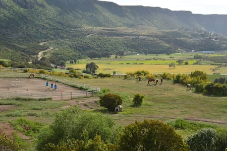 Rancho Lupita horse heaven getaway - La Mision