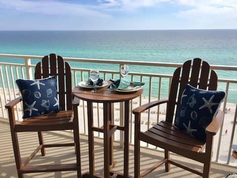 Balcony - Direct Beach Front