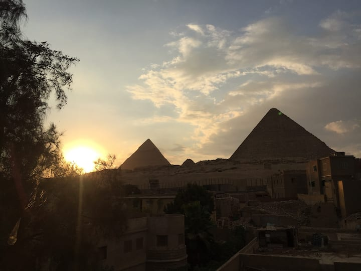 Arabian Nights Pyramids