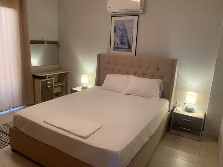 Apollo - Luxury apartment on the beach of Lachania