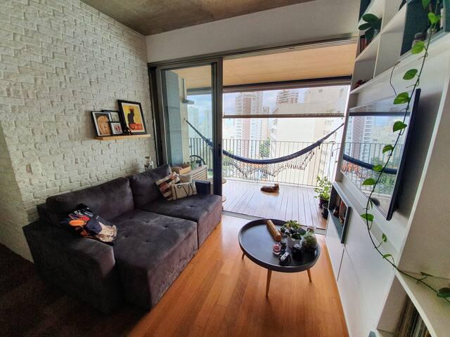 Apartamento aluguel temporada metrô Vila Mariana