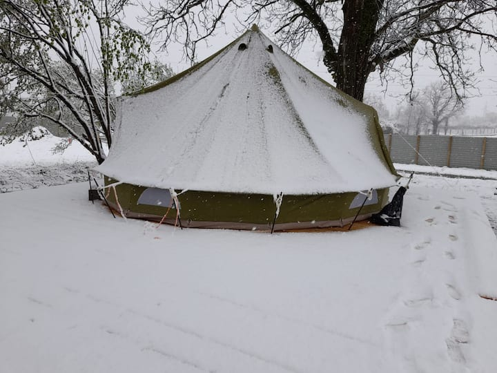 BELL TENTS/TENTING/ZAGREB