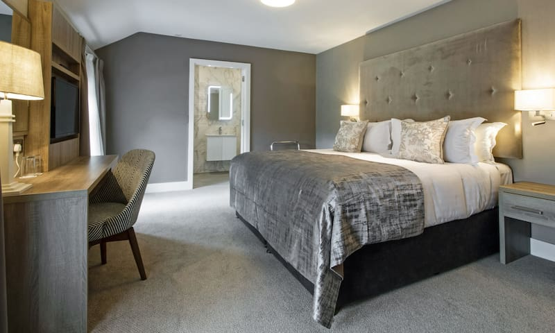 Gleesons Townhouse, Double Room Superior