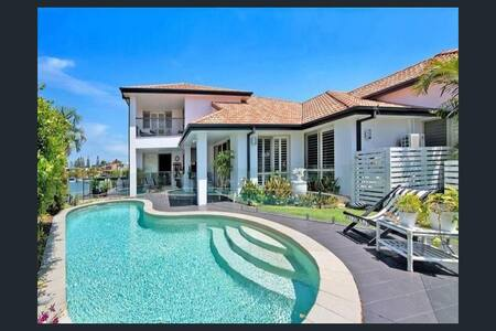 Gold Coast  Luxury Paradise Canal Home - Surfers Paradise - Villa