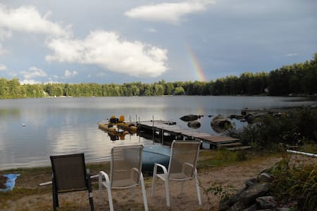 Two bedroom Cottage on Quiet Lake - Ossipee - Kisház