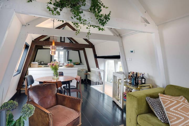 Perfect Couple getaway in Jordaan Area - Next to Anne Frank house