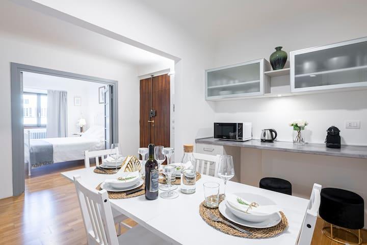 [SAN LORENZO-DUOMO]Favoloso appartamento con vista