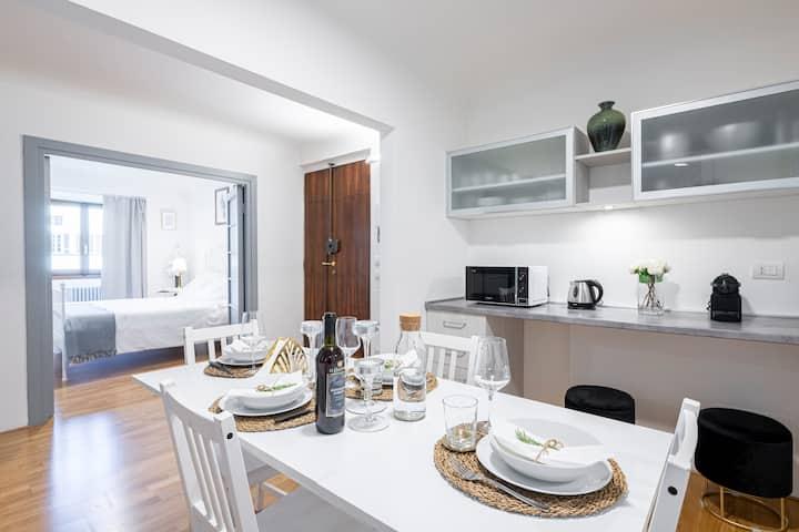 [SAN LORENZO-DUOMO] Amazing apartment with a view