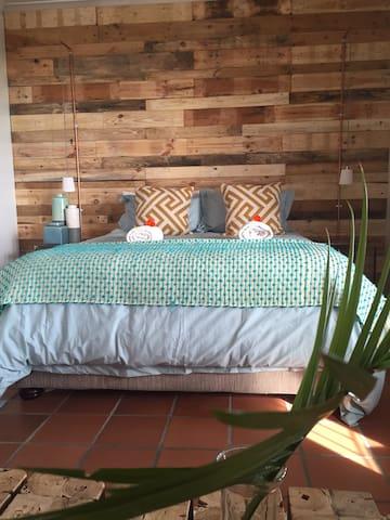 Ocean Vista Beach Shack Chic - Kapstaden - Lägenhet