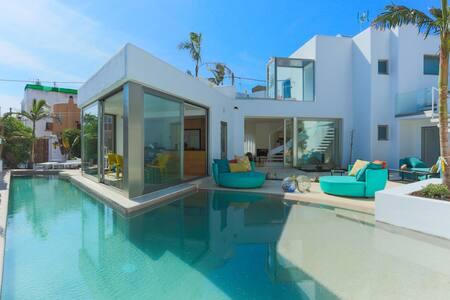 Villa Can Stella Playa d'en Bossa