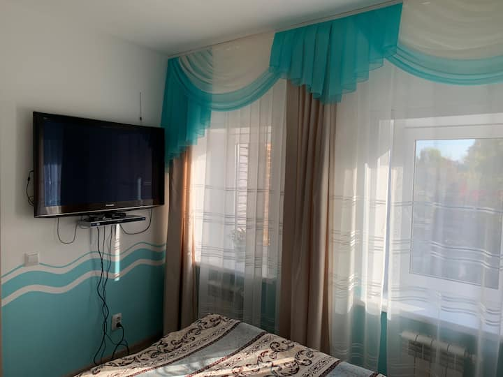 "2-х комнатные аппартаменты ""Белла"" в центре города"