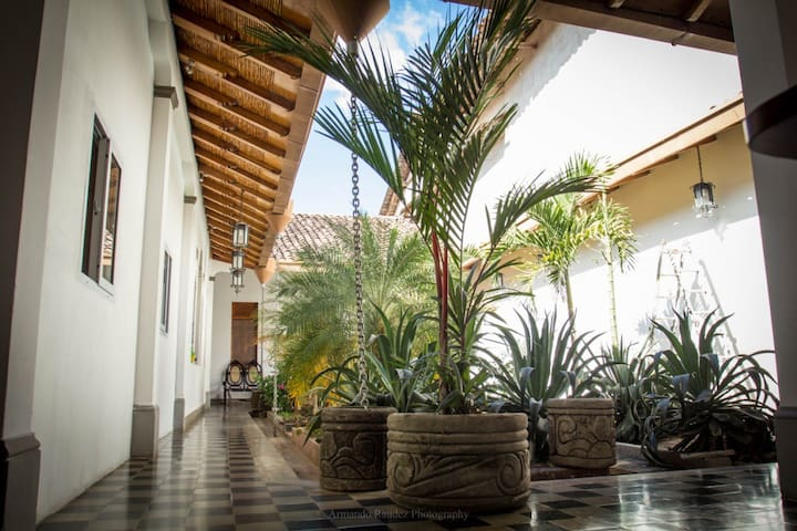 Casa Carina 1 - Granada - Huis