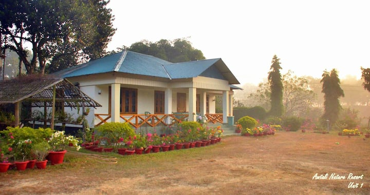 Amtali Nature Resort (Unit 1: Whole cottage)