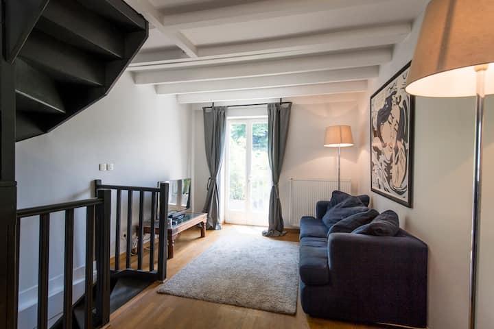 Appartement au coeur de St Foy les Lyon